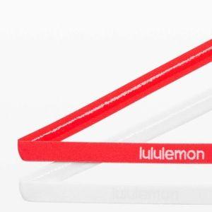 NWT Lululemon Get In Line Headband 2 pack